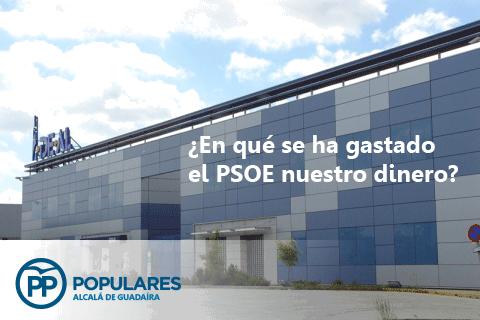 """¿Dónde está el dinero de la empresa municipal """"Innovar en Alcalá""""?"""