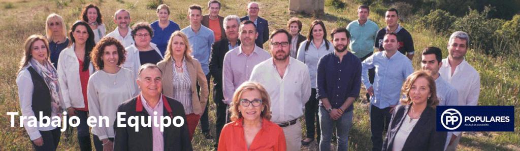 En equipo con el Partido Popular en Alcalá de Guadaíra