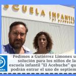 "Colegio Infantil ""El Acebuche"" - PP Alcalá de Guadaíra"