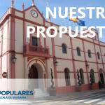 Propuestas presentadas por el Partido Popular en comisiones o plenos municipales de Alcalá de Guadaíra