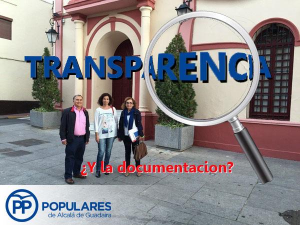 PP de Alcalá abandonará definitivamente la comisión de transparencia si PSOE no presenta la documentación solicitada