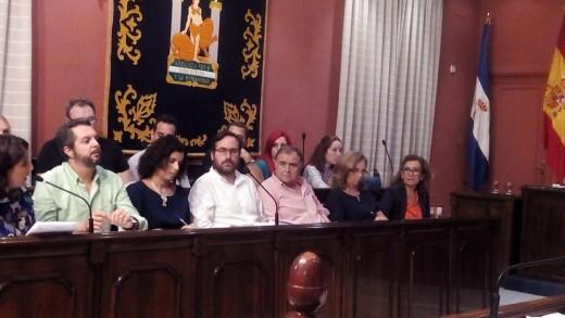 Ruegos de nuestro Grupo Municipal en el pleno de Octubre de 2015