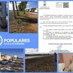 Quejas de los vecinos de Puerta de Alcalá