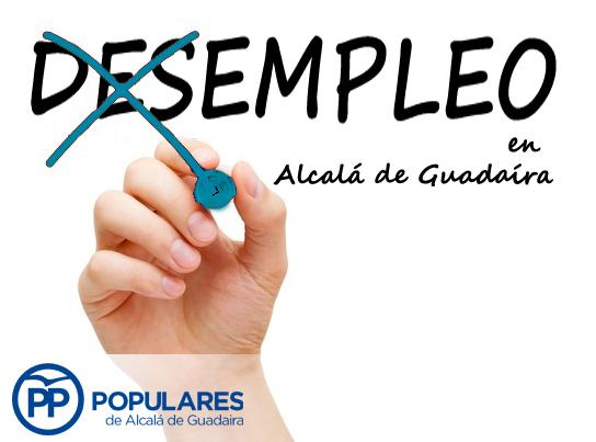 [DES]EMPLEO en Alcalá de Guadaíra (05/07/2016)