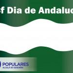 Feliz Día de Andalucía a todos.