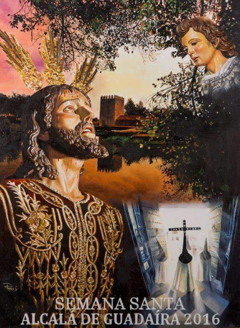 Cartel de la Semana Santa de Alcalá de Guadaíra 2016