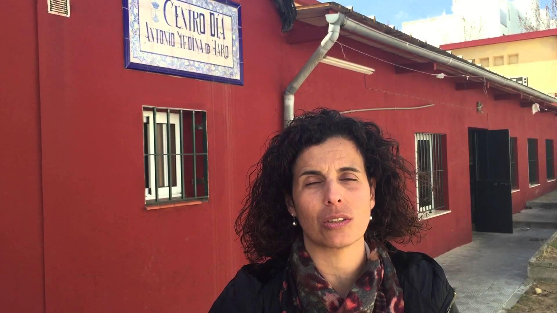 Solicitamos el arreglo del Centro Medina de Haro – 1- Pleno de Marzo 2016