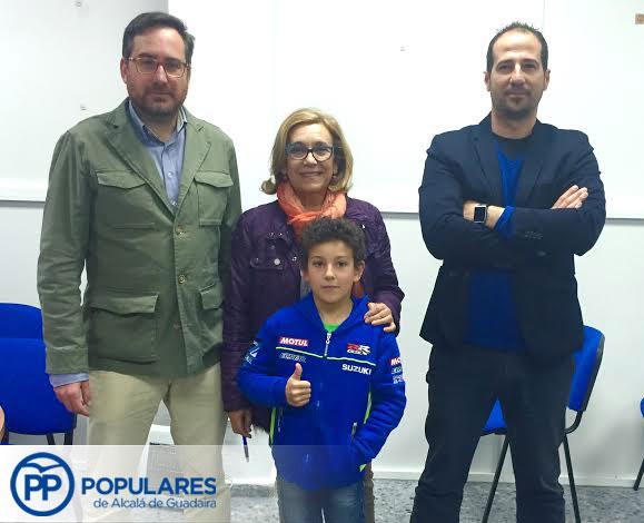 Queremos becar a los deportistas que «representen a Alcalá» en competiciones de alto nivel