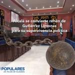 Alcalá se convierte en rehén de Gutiérrez Limones para su supervivencia política