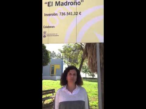 Propuestas Pleno de Abril 2016 -1 Convertir Colegio el Madroño en Centro de día para mayores