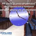 Ahora es el momento de sentarse. Es el momento de Alcalá.