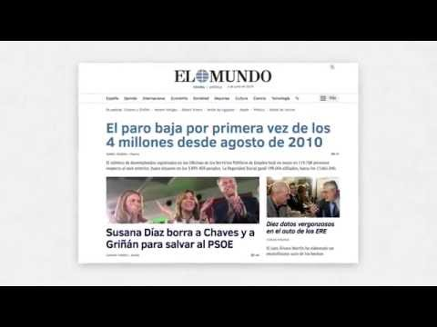 Bajamos de 4.000.000 de parados – Partido Popular: A favor del empleo