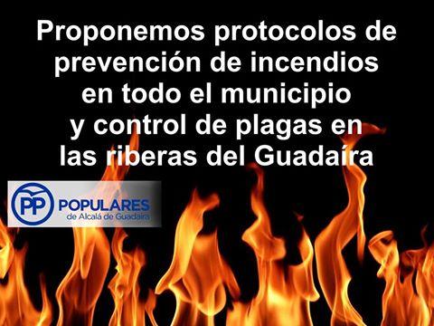 Atender a tiempo las recomendaciones de nuestros profesionales, actuando preventivamente para reducir los casos de incendios.