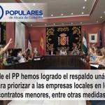 Importante acuerdo para beneficiar a la generación de empleo en Alcalá