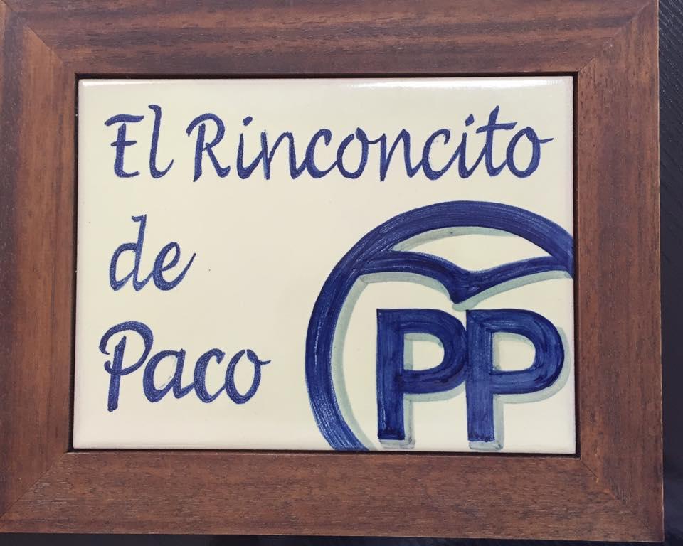 """Desde su """"Rinconcito"""" en el Ayuntamiento, tu concejal del PP se estudia la enorme cantidad de """"papeles oficiales"""" que circulan cada en el Ayuntamiento, ejerciendo la labor de control y fiscalización que nos toca desde la oposición."""