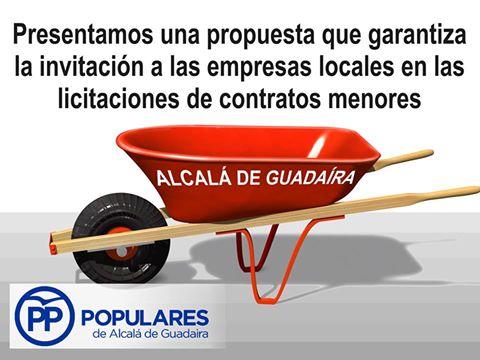 Facilitar el acceso a las empresas locales en la contratación Municipal