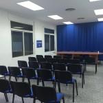 Sala de Juntas, donde se realizan cosas como: sesiones de formación, consultas a las bases, reuniones de Grupos y  el seguimiento de las jornadas electorales.