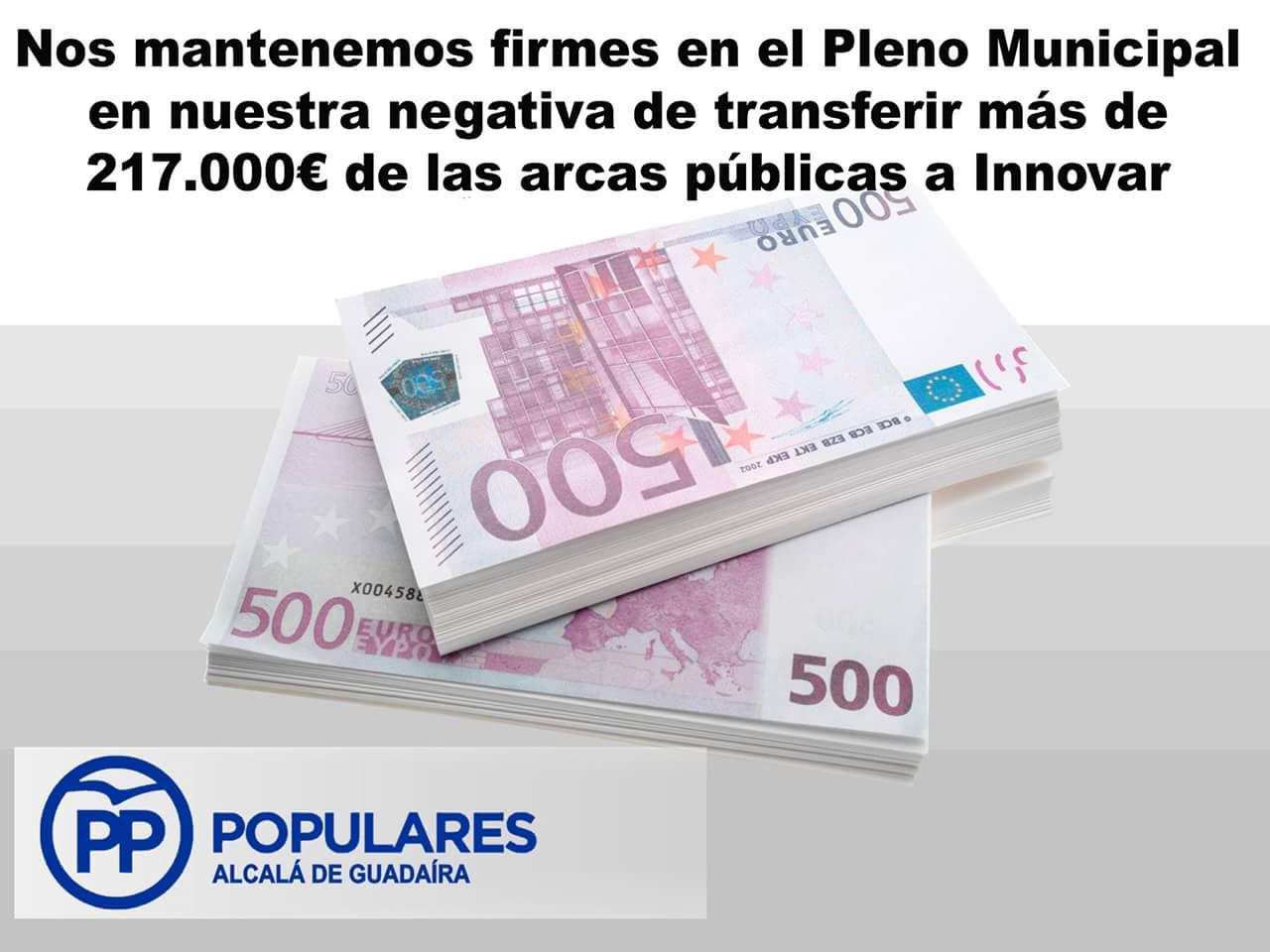 Para gastar tu dinero se unen PSOE y Ciudadanos contra PP y los demás