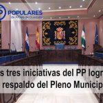 Seguimos proponiendo iniciativas para mejorar Alcalá.