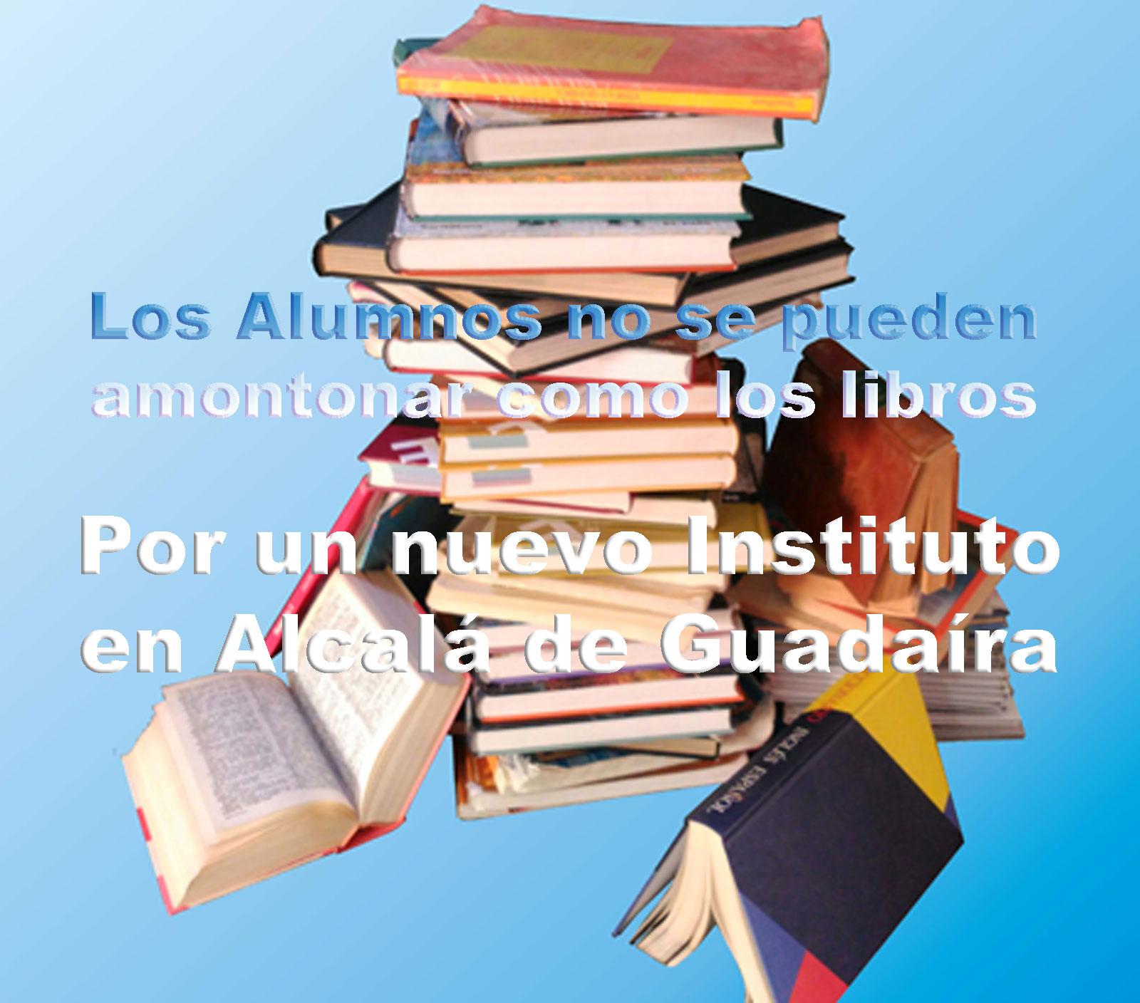 ¡Necesitamos tu firma! – Por un nuevo Instituto en Alcalá de Guadaíra