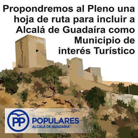 Alcalá debería ser municipio turístico regulado por La Junta