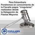 Un fiscal deberá distinguir entre otra de las muy  graves incapacidades de gestión del PSOE u otras cosas peores.