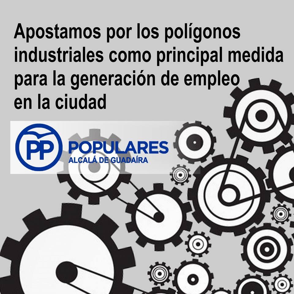 Polígonos Industriales más competitivos para poder atraer más empleo