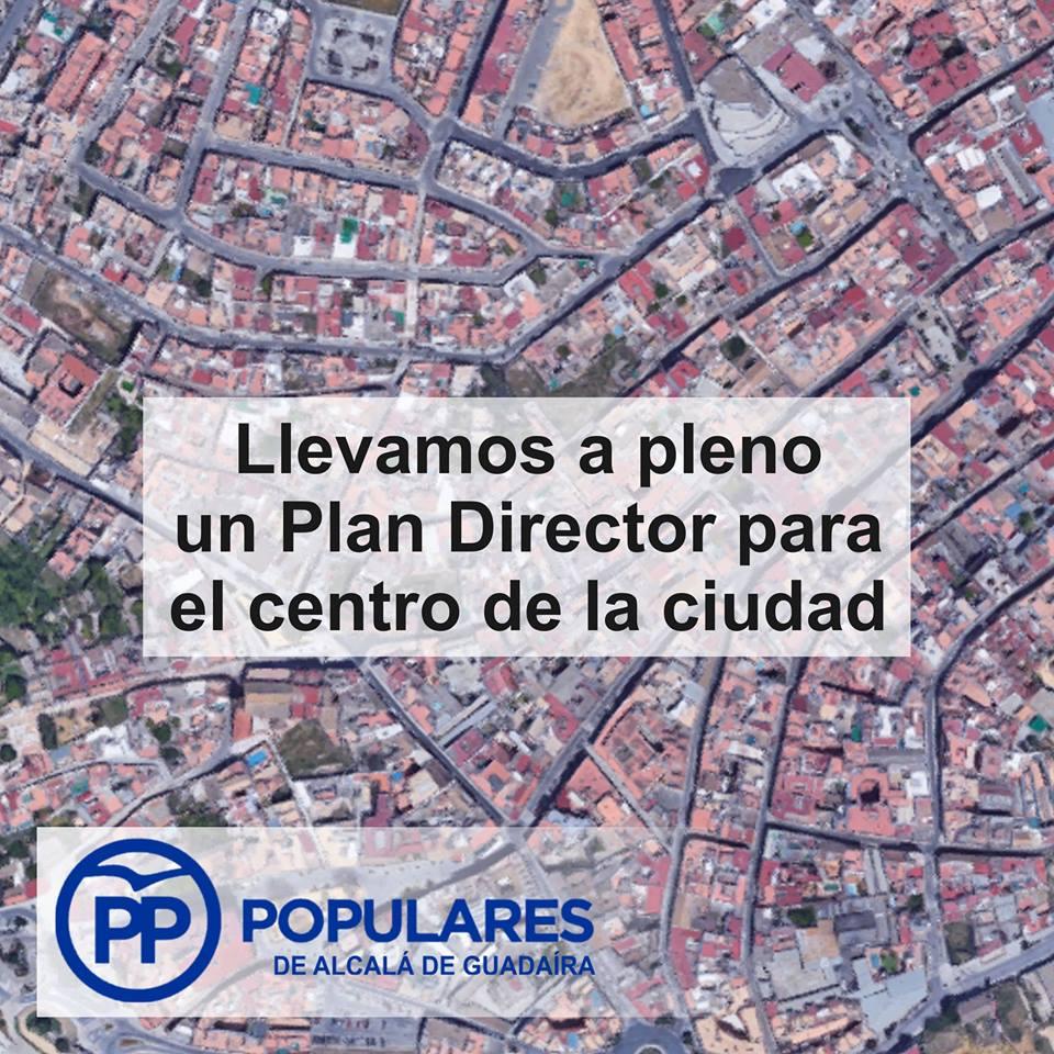 Iniciativa para acabar con cuatro décadas de malas decisiones para el Centro de Alcalá de Guadaíra