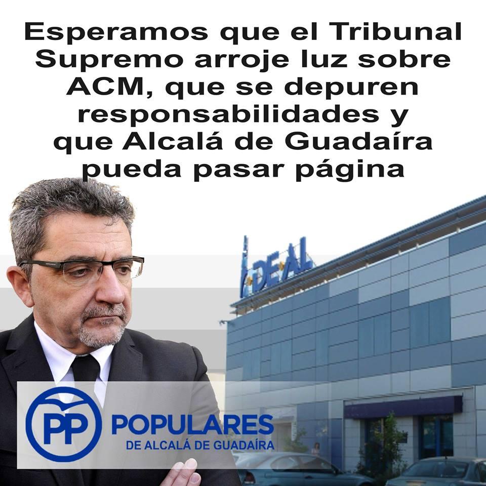El caso de miembros del PSOE de Alcalá de Guadaíra y Gutiérrez Limones,  al Tribunal Supremo por indicios de malversación y prevaricación