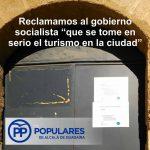 Queremos  que Alcalá se tome en serio el turismo, en lugar de que el Ayuntamiento solo gaste  dinero en medidas de propaganda, para hacernos creer que hay  turismo.