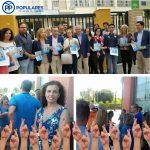 No nos vamos a quedar con los dedos cruzados esperando que cumplan sus últimas palabras en el Ayuntamiento y la Junta de Andalucía. Seguiremos vigilando para conseguir que el Nuevo Instituto se abra sin más retrasos.