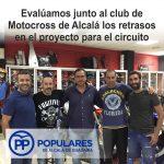 La afición de Alcalá por la motos y el trabajo ya hecho, merecen que esta iniciativa no se retrase más.