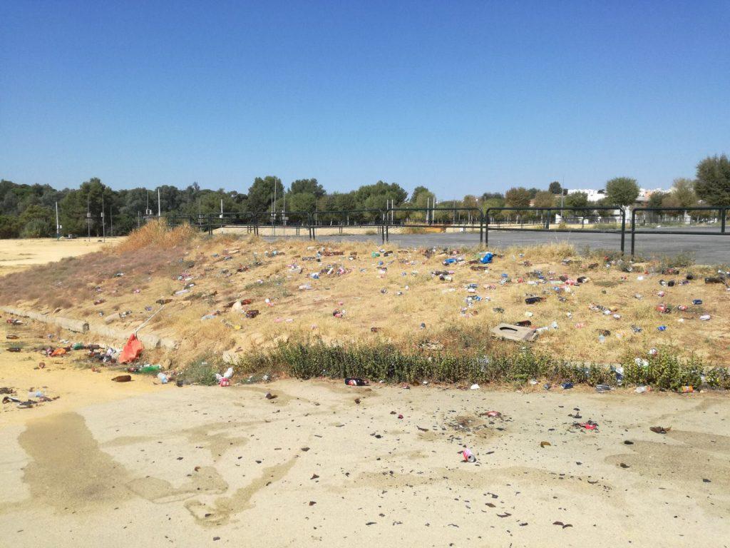 El Ayuntamiento no ha dado respuesta a las lógicas demandas vecinales.