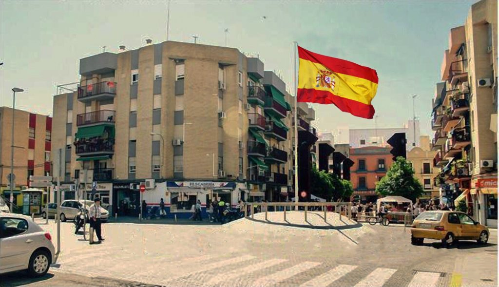 Acto sencillo para celebrar nuestra unidad en lo importante, en la Democracia y Libertad de España y los españoles.