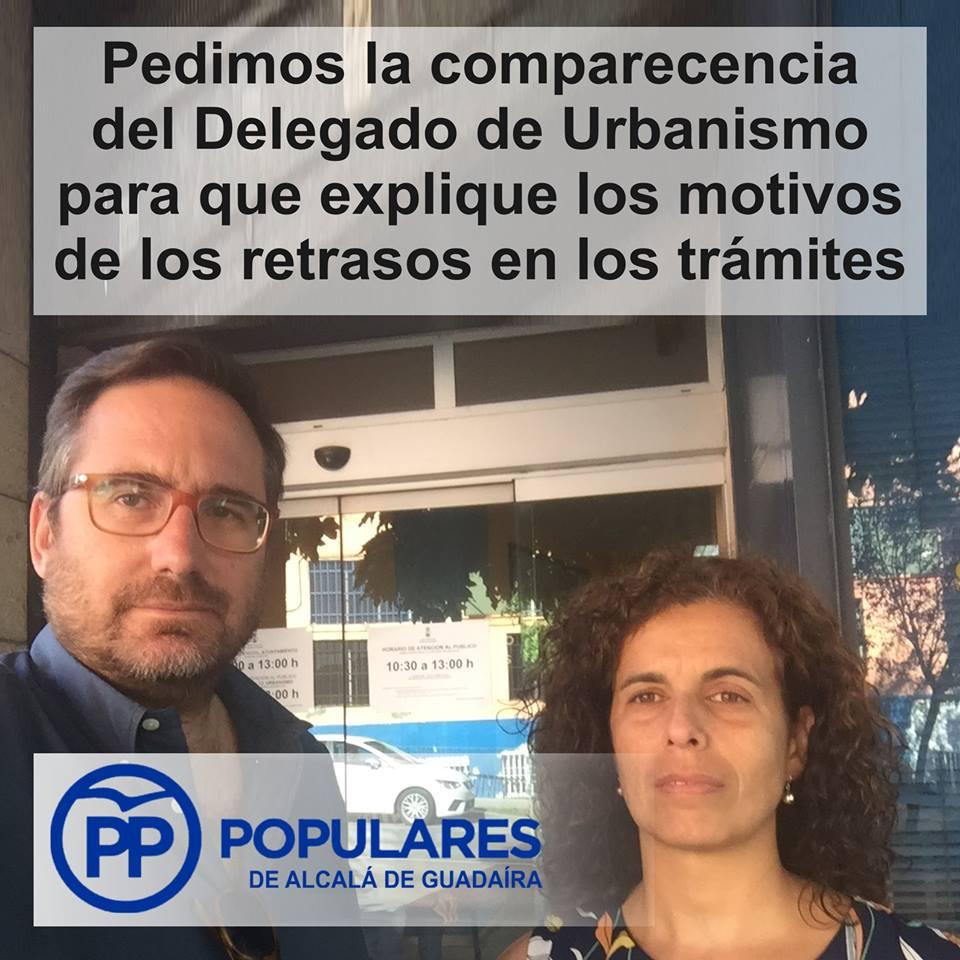Así no aprovecharemos la recuperación económica, volviendo a ser incapaces de gestionar el desarrollo de Alcalá.  Hay que mejorar nuestros procesos.