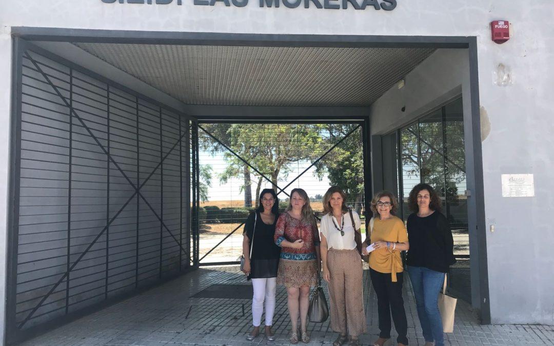 """Sandra González: """"La Junta lleva seis años sin concertar las plazas de la unidad de día AFEAES"""""""