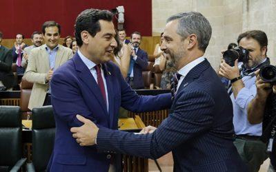 Los Presupuestos 2019 del nuevo Gobierno de la Junta desbloquean, por fin, el tranvía de Alcalá y el desdoble de la A-392.