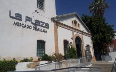 El Partido Popular acusa al Gobierno de PSOE-Cs de no saber que hacer con el Mercado de Alcalá.