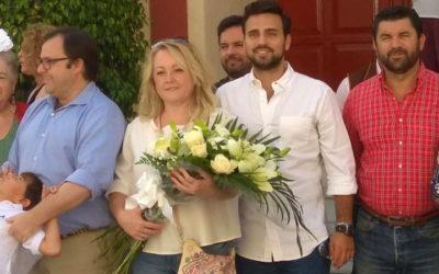 Ofrenda floral del Partido Popular de Alcalá a San Mateo, Patrón de la ciudad, con motivo de su Romería.