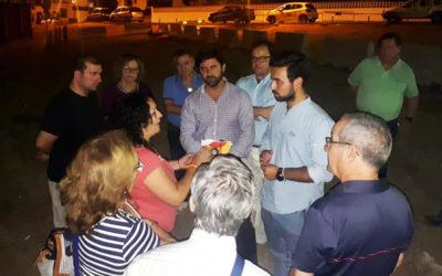El Gobierno PSOE-Cs habilita, de nuevo, un aparcamiento alegal y sin acondicionar en la Plaza Cristo de la Bondad, en contra de las peticiones de los vecinos.
