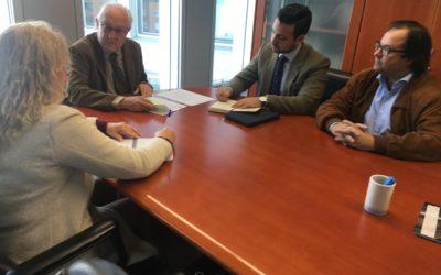 """""""El gobierno de Juanma Moreno hará realidad el tranvía de Alcalá""""."""