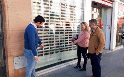 El Gobierno de PSOE y Ciudadanos continúa sin poner medios para frenar la oleada de robos que sufre Alcalá desde hace meses.