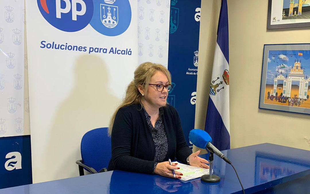 """El PP de Alcalá pide al Gobierno de Jiménez bajar el IBI un 25% en el Presupuesto 2021 """"para no seguir asfixiando a los alcalareños"""""""