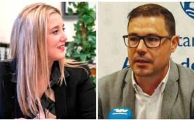 Jiménez y Mora vulneran la ley y se niegan a comparecer en el Pleno