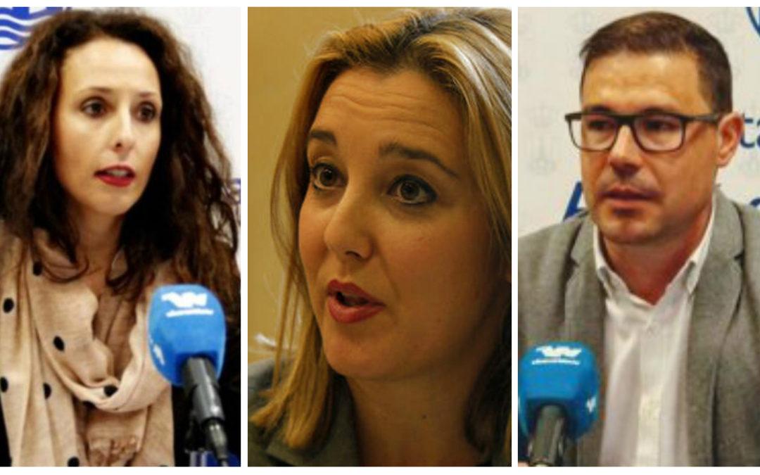Jiménez y Carro impulsan una subida de sueldos para los ex trabajadores de Innovar, entre los que se encuentran el marido de Virginia Gil y el cuñado de Enrique Pavón