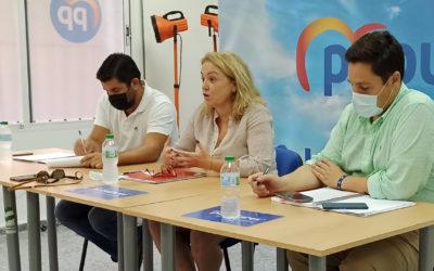 El PP de Alcalá inicia el nuevo curso político más fuerte que nunca y con un objetivo claro: 2023