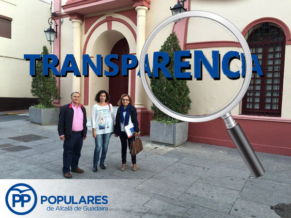 Obligados a abandonar la Comisión de Transparencia