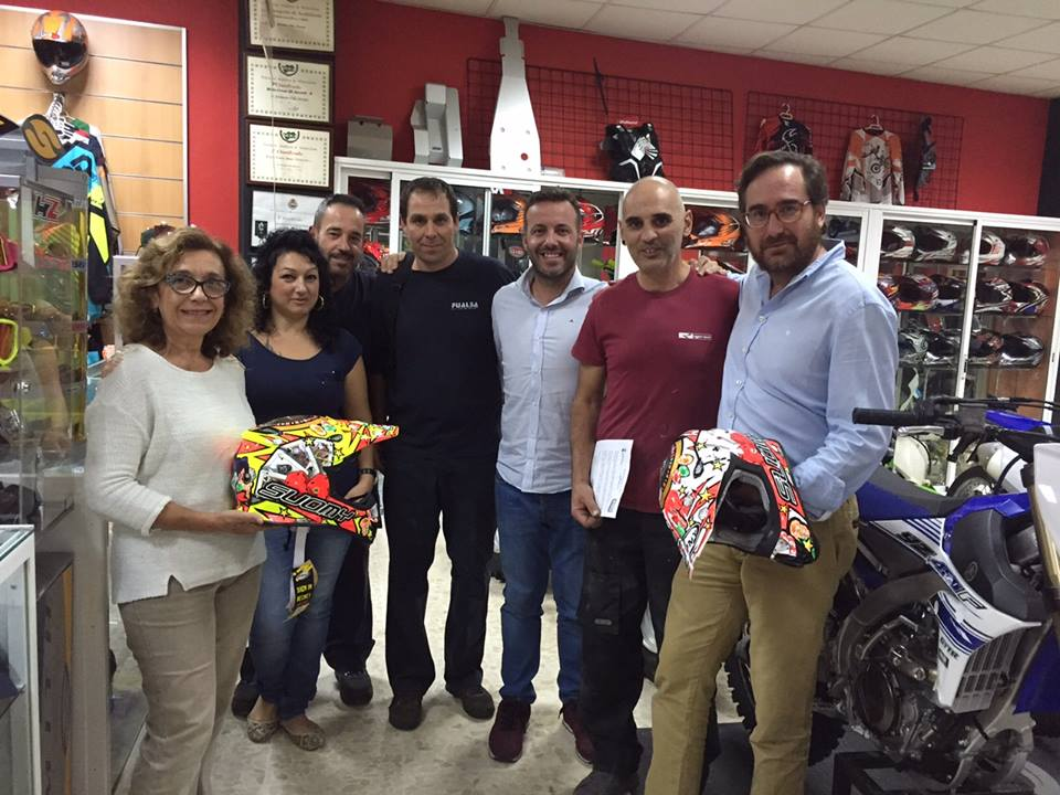 El Partido popular de Alcalá lleva al pleno su propuesta para la construcción de un circuito municipal de motocross