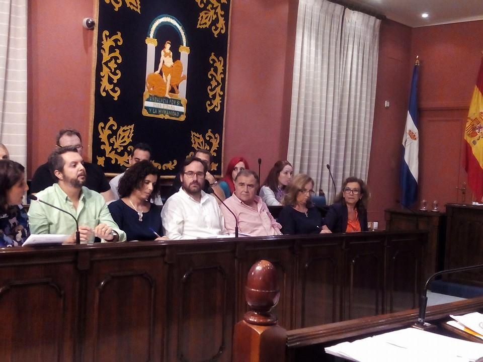 Ruegos del PP en el pleno de Octubre de 2015
