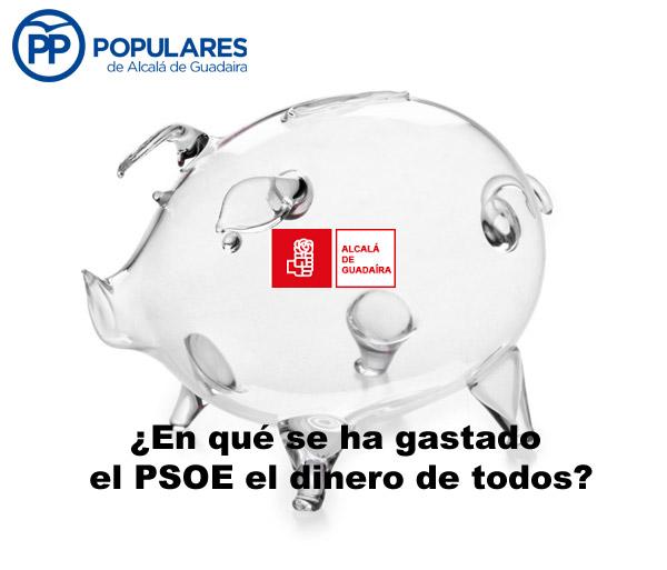 Máxima preocupación por un informe de la Intervención Municipal sobre la financiación de la empresa pública «Innovar en Alcalá»
